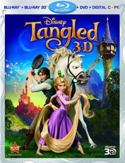 Disney's Tangled Blu-ray/DVD