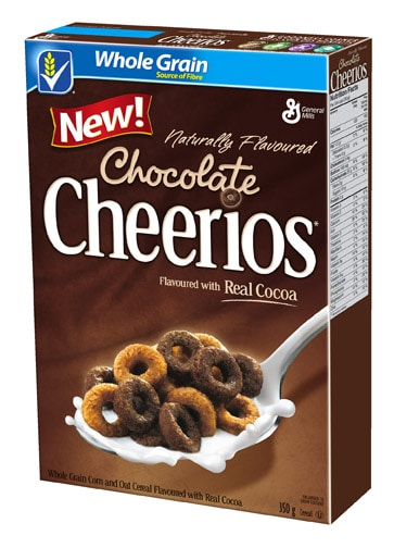 Chocolate Cheerios Review