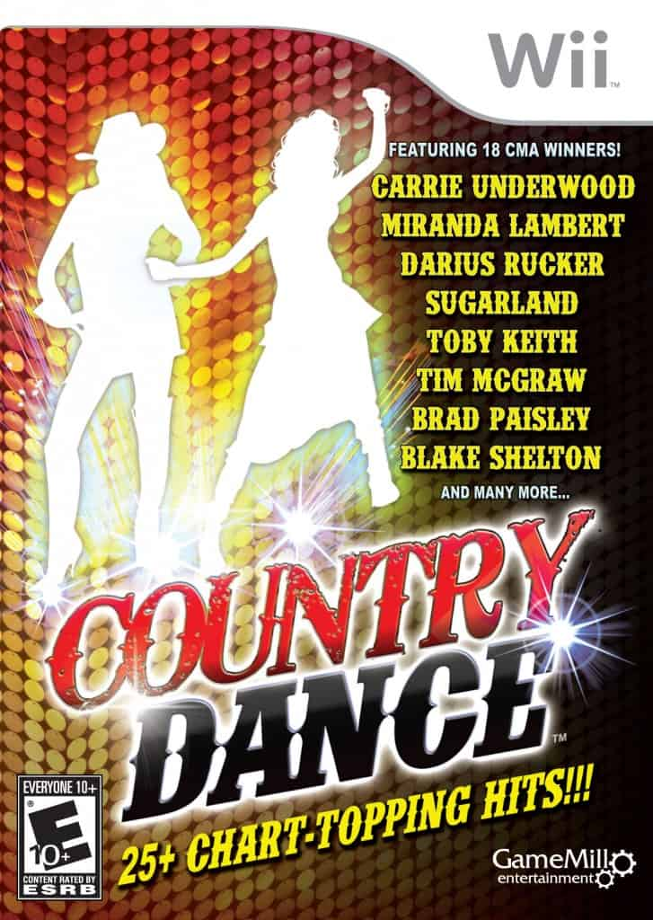 Country Dance for Nintendo Wii {Review}