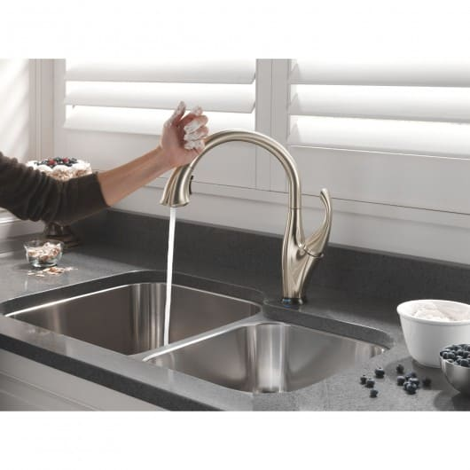 Kitchen Faucet Slow To Turn Off