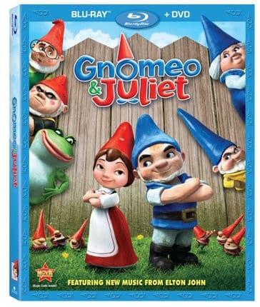Gnomeo & Juliet on DVD & Blu-ray