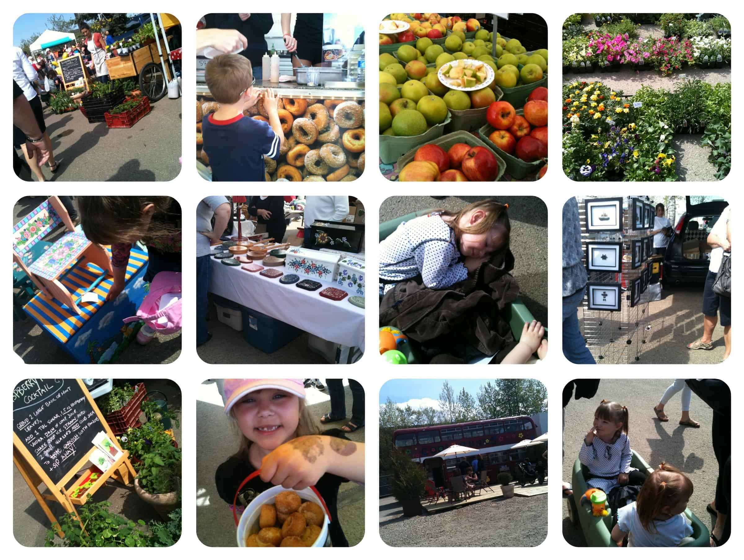 It's Market Season! {Wordless Wednesday with Linky}