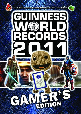 Guinness World Records 2011 Gamers Edition