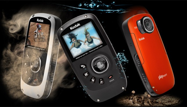 Kodak PlaySport HD Video Camera