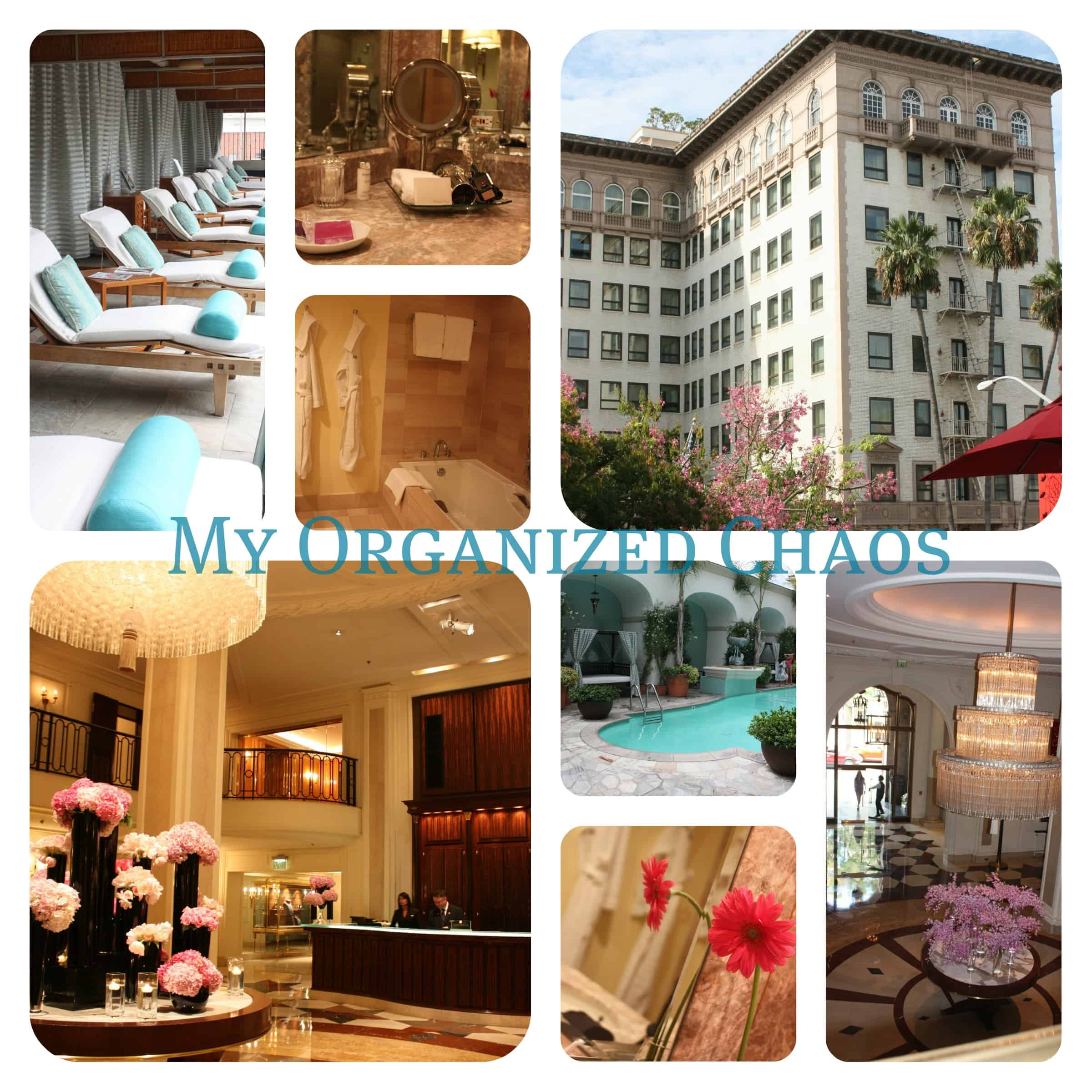 The Beverly Wilshire Hotel