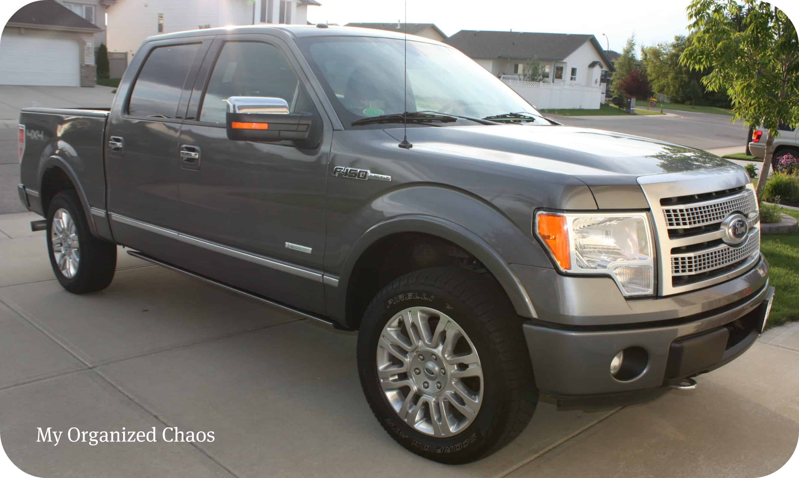 Ford F 150 Platinum Truck Review