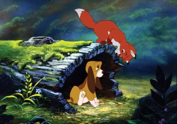 The Fox and the Hound & The Fox and the Hound 2 {30th Anniversary Edition}