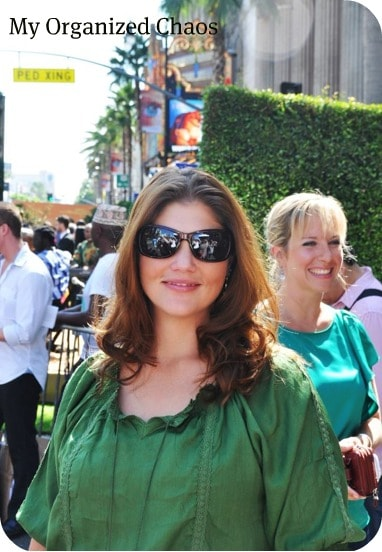 Disney Lion King 3D Premiere in LA My Organized Chaos