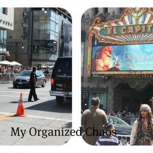 Disney Lion King 3D Premiere in LA