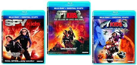 The Spy Kids Series
