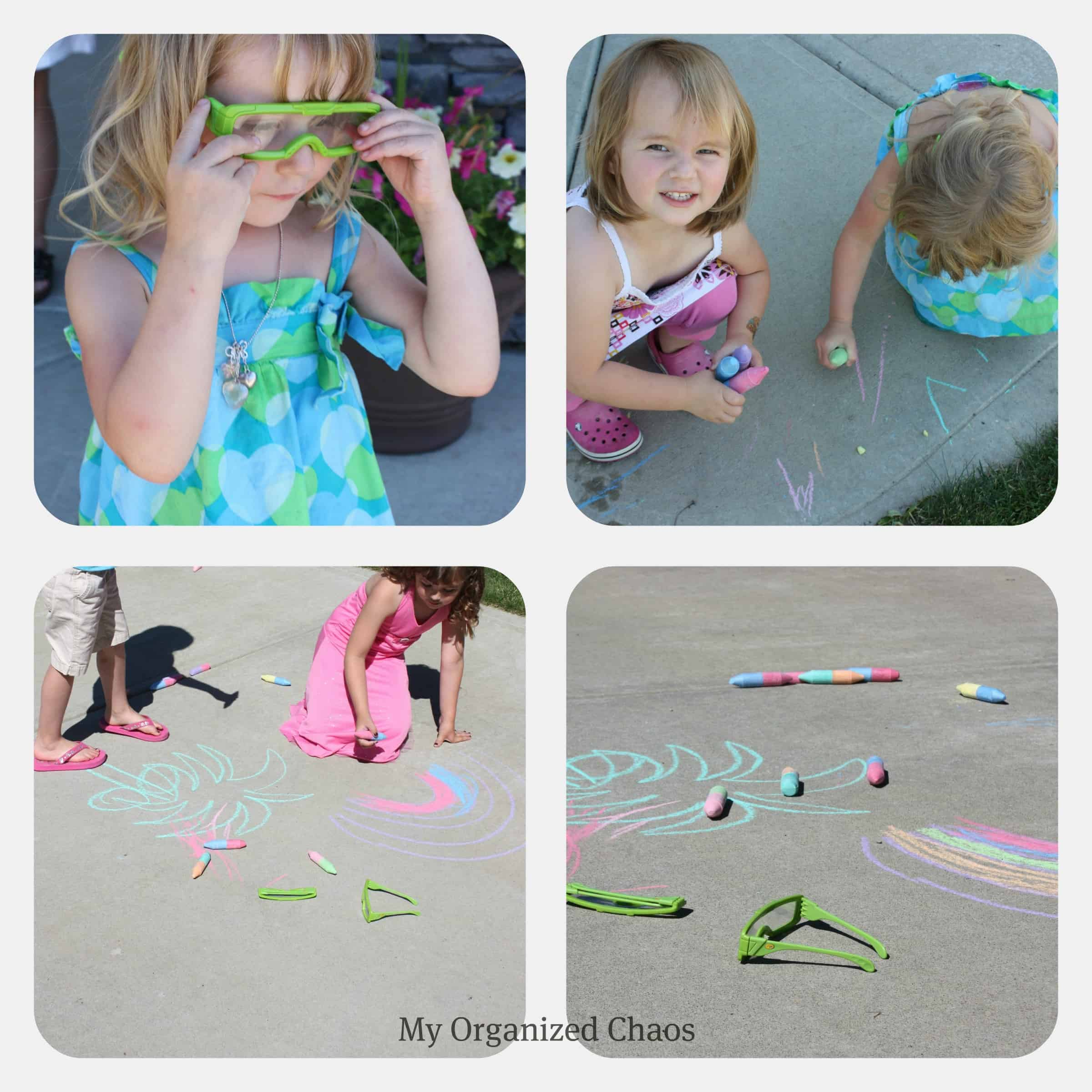A Colorful Party with Crayola