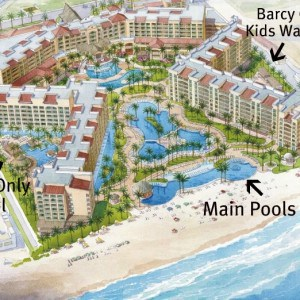 Barcelo Los Cabos Palace Deluxe {For Kids? For a Honeymoon?}