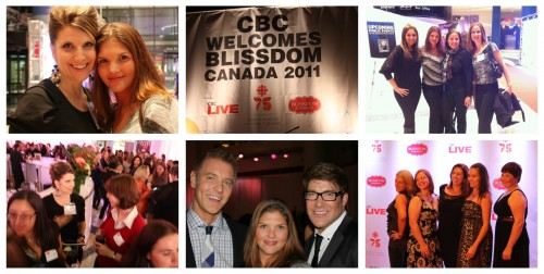 Blissdom Canada CBC Party Toronto 2011