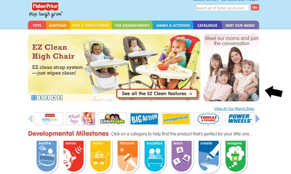 Fisher-Price Mom Ambassador