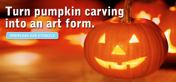 Easy Pumpkin Carving Stencils