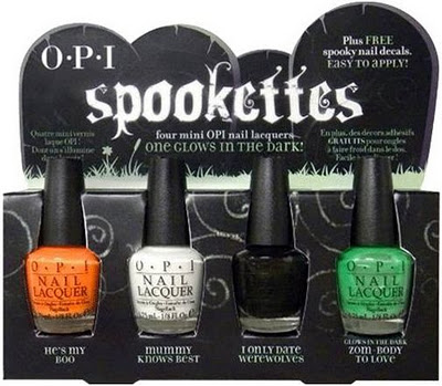 Halloween OPI, 2 Collections!