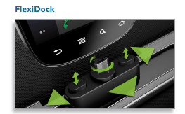 how to connect phone to docking station android