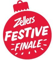 Zellers is Closing their Doors … with a Festive Finale!