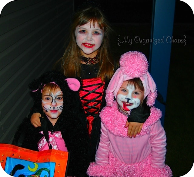 2011 Halloween with My Chaos