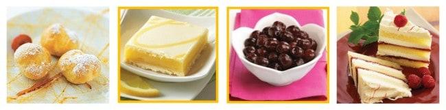 desserts MM meat shops holidays