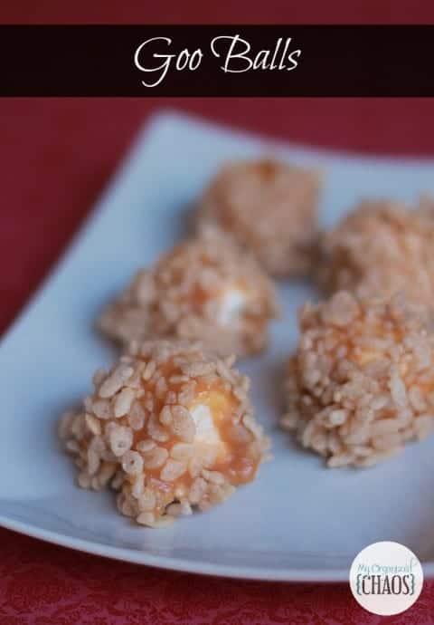 goo balls recipe