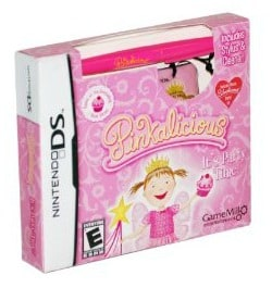 pinkalicious DS game review holiday gift guide