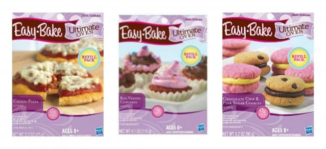 easy bake oven instructions manual