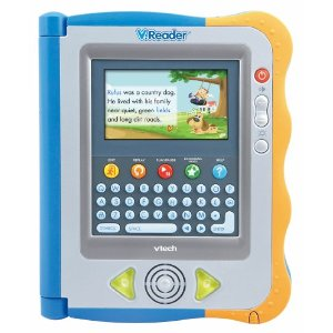 vtech vreader review giveaway