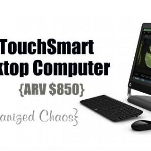 HP TouchSmart Desktop Computer