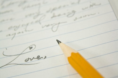 Is Handwriting a Thing of the Past?