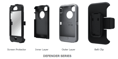 Otterbox Cases, Defend and Protect!