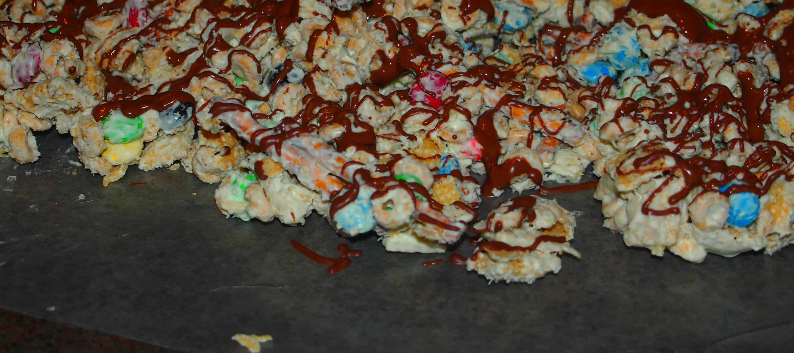 White Trash Recipe, my Favorite Holiday Treat