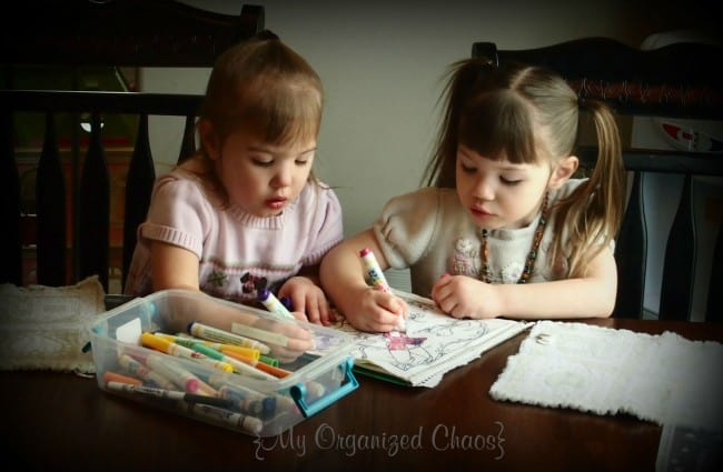 Crazy About Color {Wordless Wednesday with Linky}