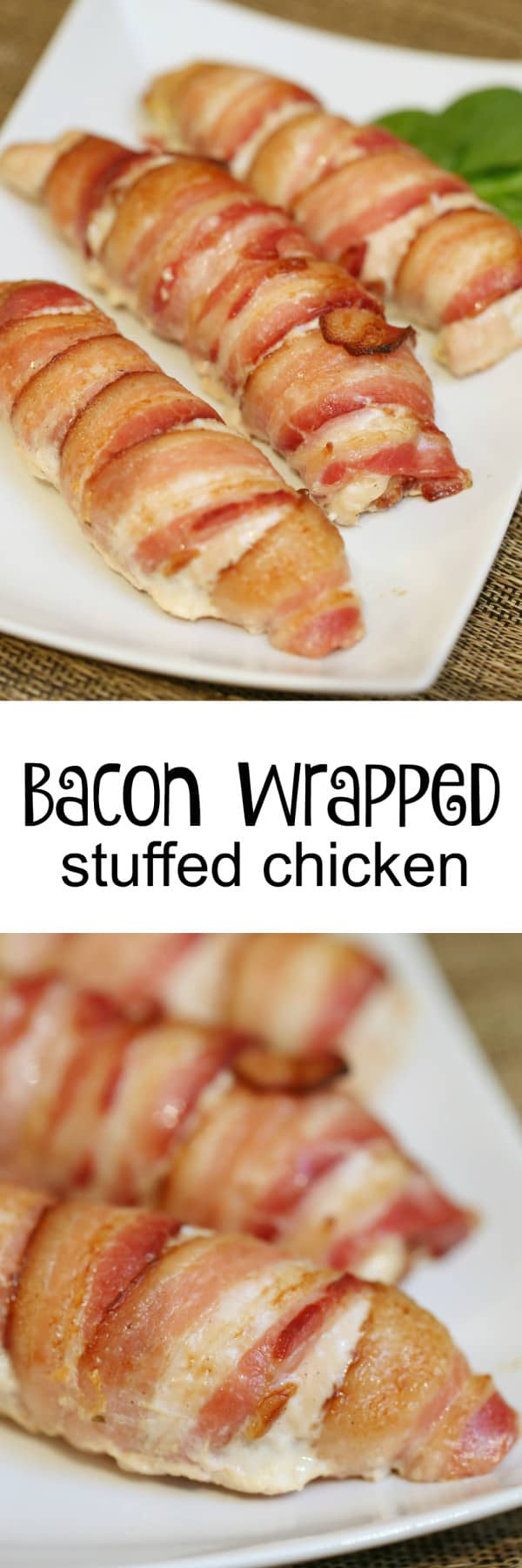 bacon wrapped stuffed chicken recipe