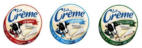 La Creme Cow Cheese