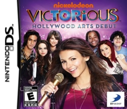 Victorious, for XBox Kinect and Nintendo DS