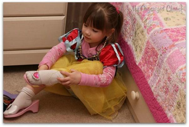 Cinderella sister