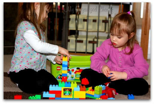 30 Days of Play Challenge with #LEGODUPLO