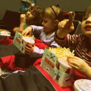 My Movie Dates {Wordless Wednesday with Linky}