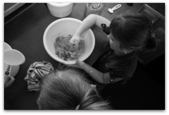 Cooking with Kids, Making Memories