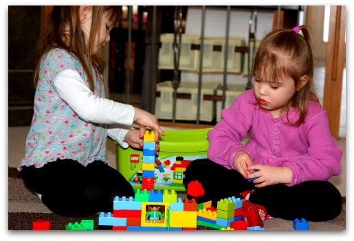 Are you Playing in the #LegoDuplo 30-Day Challenge?