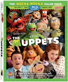 The Muppets Wocka Wocka Value Pack