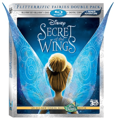 Secret of the Wings, Tinker Bell Movie