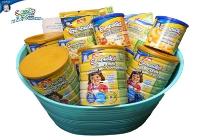 Gerber Graduates $150 Prize Package Giveaway!
