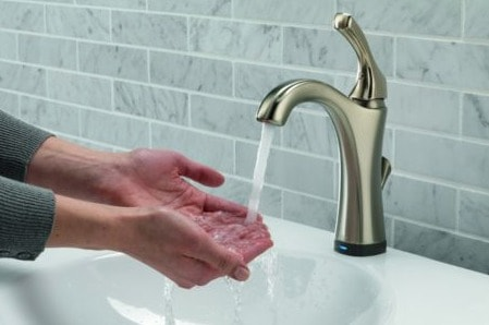 Delta Faucet Touch2O Technology