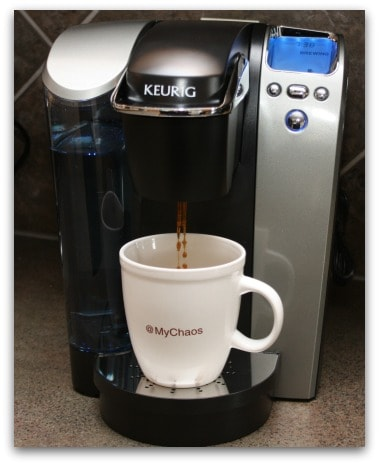 Brew Over Ice K-Cups, Keurig Brewing System