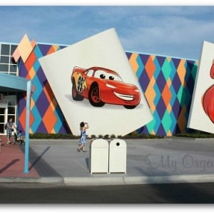 Art of Animation Resort at Disney World {for Families of 5 or 6}