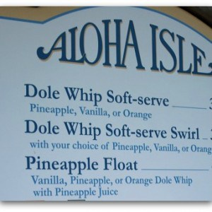 Dole Whip, I Love Thee!