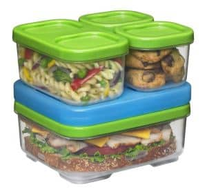 Rubbermaid Storage, LunchBlox