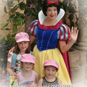 Katie's Song, Disney World Love
